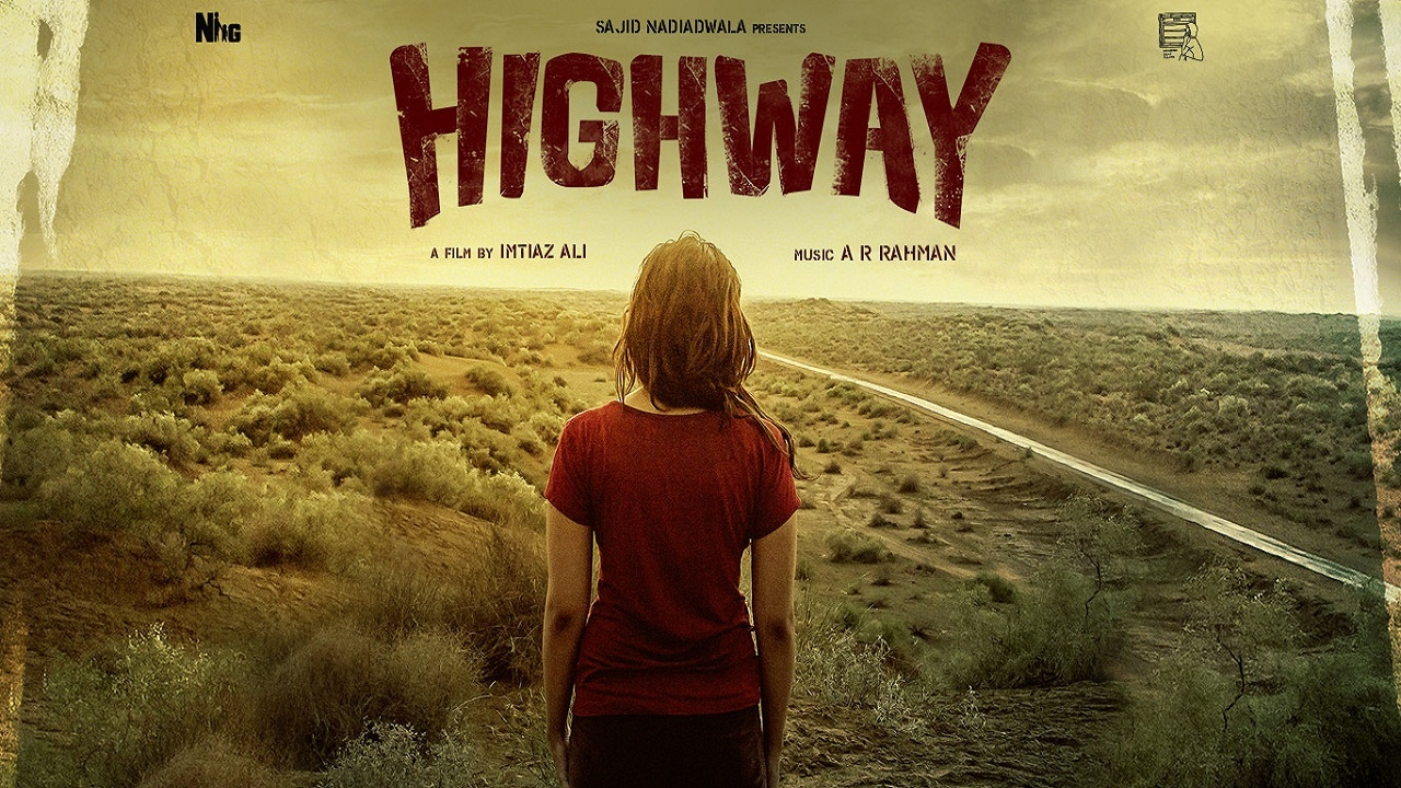 Highway Movie Poster Jiving My Way