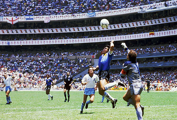 Maradona - Hand of God