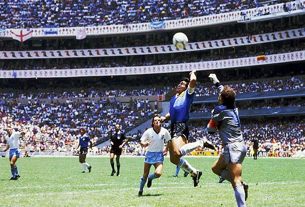 Maradona - Hand of God